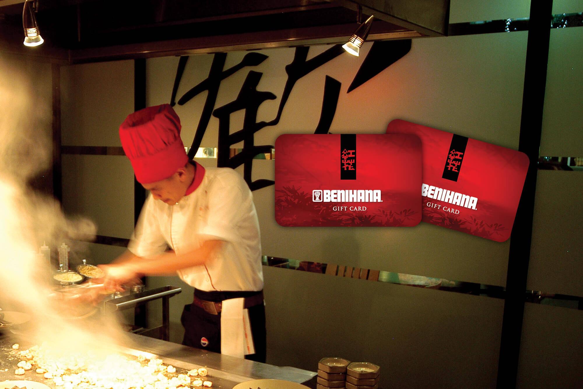 sushi ese steakhouse gift cards from benihana benihana