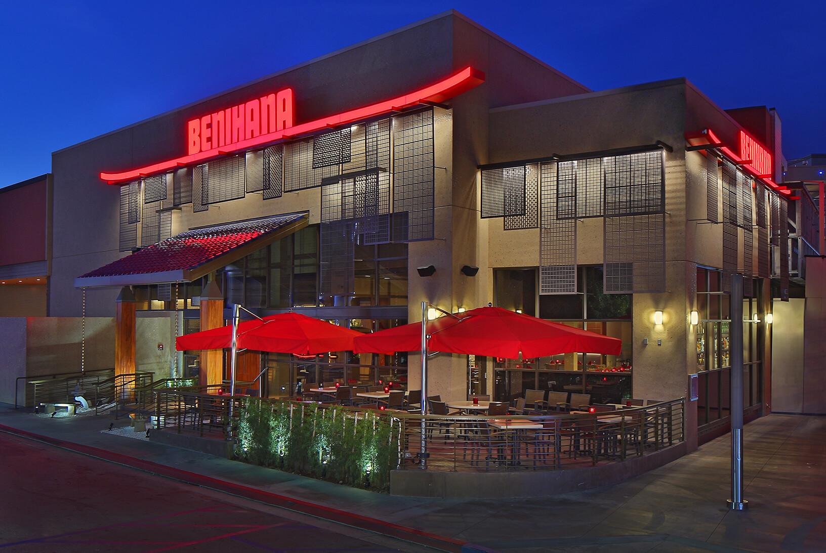 Sushi Japanese Steakhouse Santa Anita Ca Restaurant Benihana