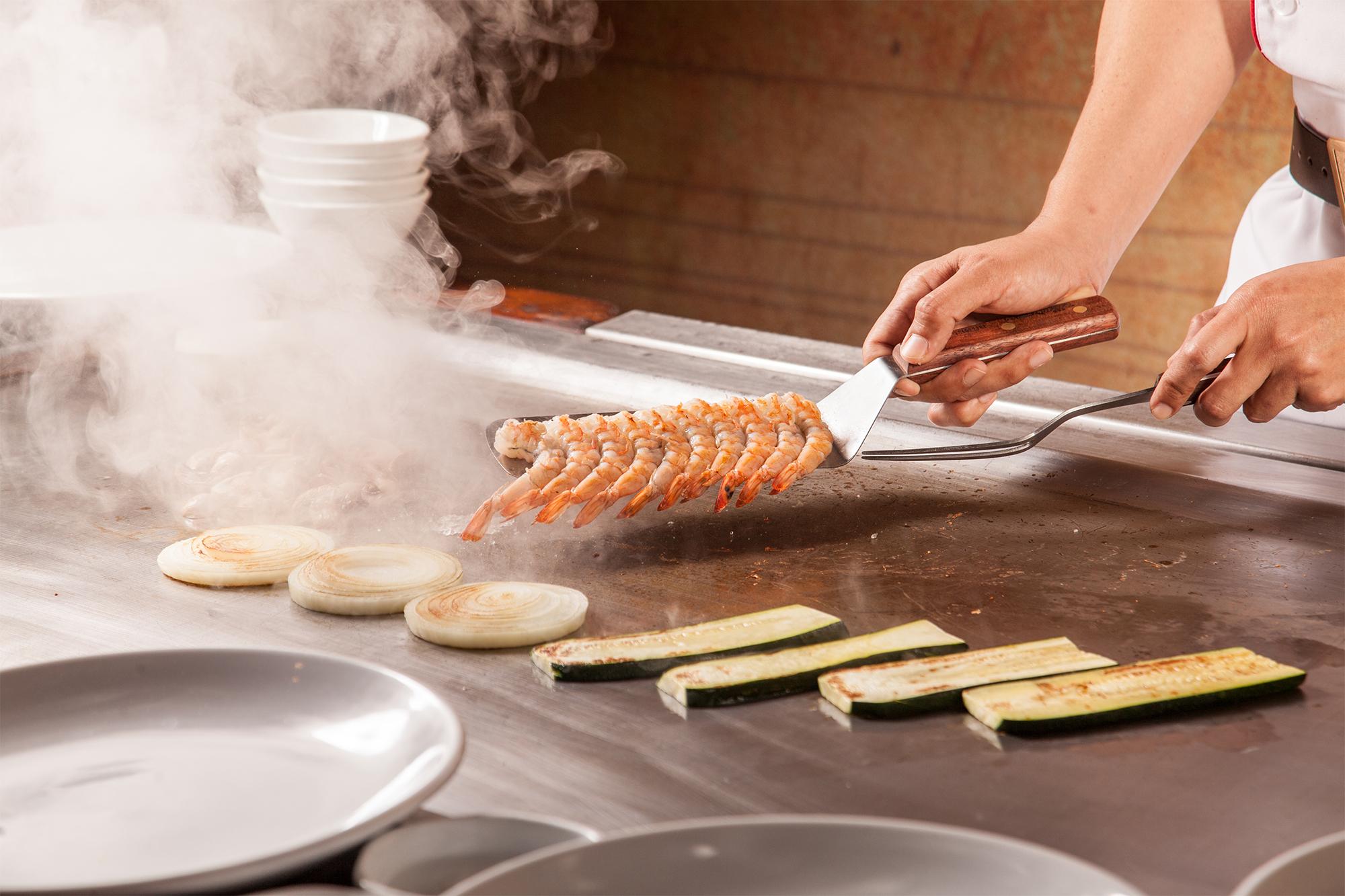 sushi ese steakhouse history benihana menu