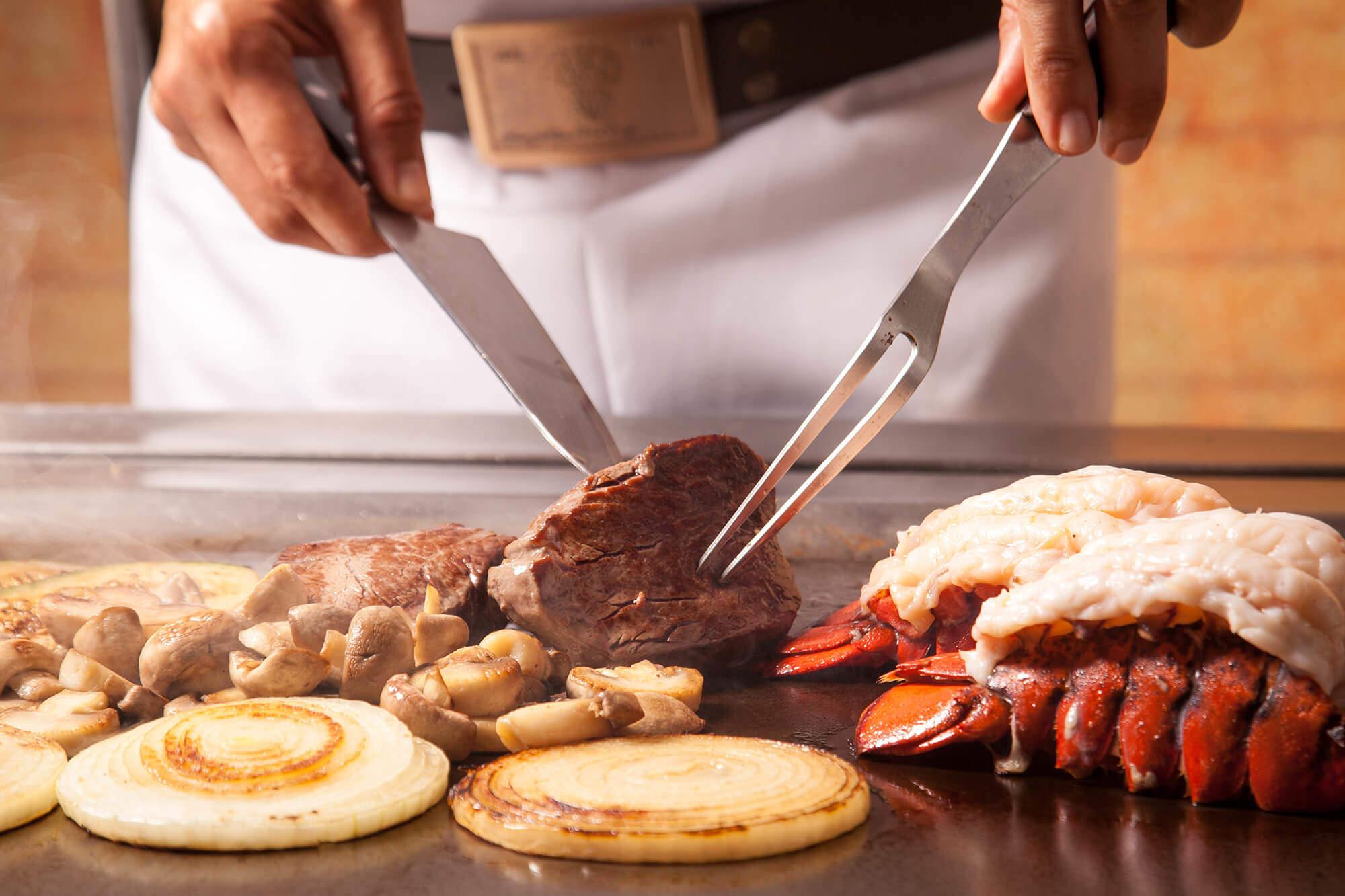 Sushi & Japanese Steakhouse | To Go Menu | Benihana